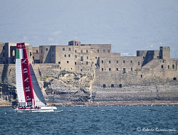 AMERICA'S CUP WORLD SERIES 2013 Napoli: The Final Act